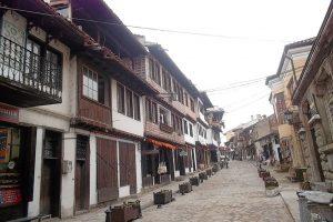Bazarul din Samovodene, Veliko Tărnovo