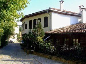 Casa Sarafkata, Veliko Tărnovo