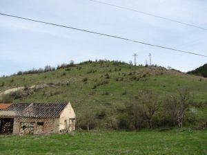 Cetatea Dealul, Debelets