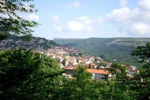 Mount Athos (Hill), Veliko Tarnovo