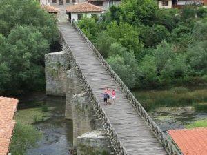 Podul Episcopului, Veliko Tărnovo