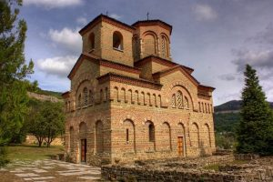 Symbolic Church of St. Demetrius of Solun, Veliko Tarnovo