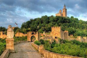 Tsarevets Fortress, Veliko Tarnovo