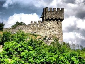 The Baldwin Tower, Veliko Tarnovo