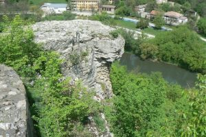 The Frontal Rock, Tsarevets, Veliko Tarnovo