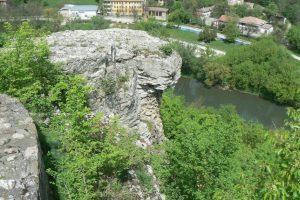Stânca Frontală, Tsarevets, Veliko Tărnovo