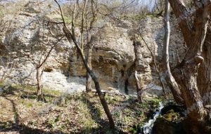 Извор Стария Водопад, Велико Търново