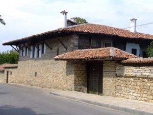 Констанцалиевата Къща-Музей (Арбанаси), Арбанаси