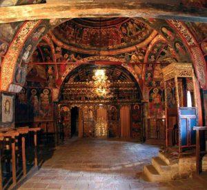 Църква Св. Архангели Михаил и Гавраил, Арбанаси
