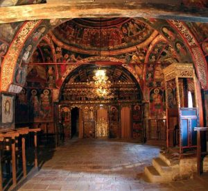 Biserica Sf. Arhangheli Mihail și Gavril, Arbanasi