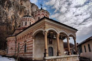 Patriarchal Monastery of the Holy Trinity, Samovodene