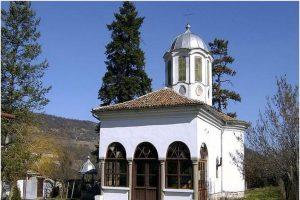 Mănăstirea Arhanghelul Mihail din Prisovo, Prisovo