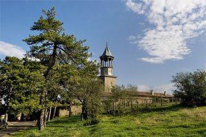Mănăstirea Lyaskovets, Lyaskovets
