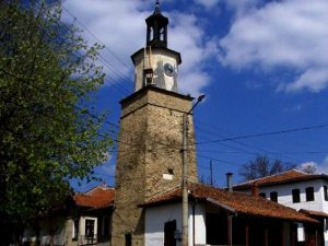 Часовникова Кула, Килифарево