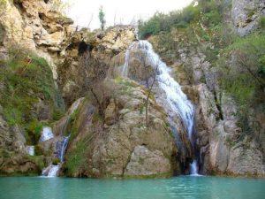 Hotnitsa Waterfall (Kaya Bunar), Hotnitsa