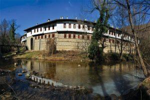 Mănăstirea Kilifarevo Nașterea Maicii Domnului, Kilifarevo