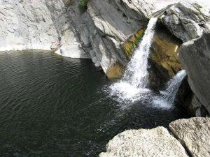 Kapinovo Waterfall, Velchevo