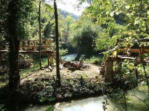 Eco-Aleea din Hotnitsa, Hotnitsa