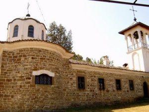 Mănăstirea din Merdaniya, Merdanya