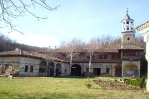 The St. Elijah Plakovo Monastery, Plakovo