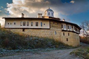 Mânăstirea din Kapinovo Sf. Nikolay, Kapinovo