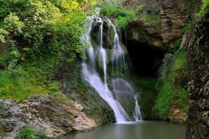 Zarapovo Waterfall, Vishograd