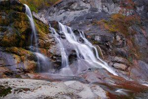 Hristovtsi Waterfall, Ruhovți