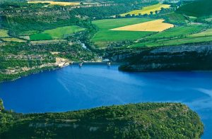 Alexander Stamboliiski Dam, Gorsko Kalugherovo