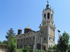 Biserica Sfânta Treime, Svishtov
