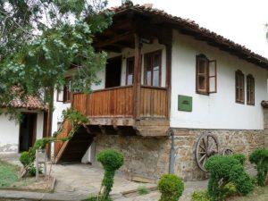 Muzeul Etnografic Dolna Oriahovitsa, Dolna Oriahovitsa