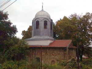Biserica Sf. Atanasie, Gorna Oryahovitsa