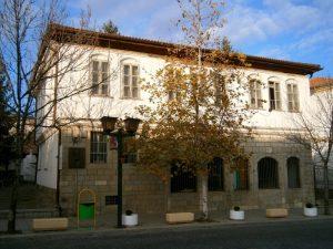 Yurdan Hadzhipetkov's House, Elena