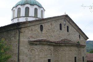 Biserica Adormirea Maicii Domnului, Elena