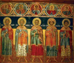 """Biserica """"Sf. 40 de Mucenici"""" și Complexul Mănăstiresc """"Marea Lavră"""", Veliko Tărnovo"""