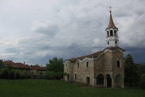 Църква Св. Арахангел Михаил, Килифарево