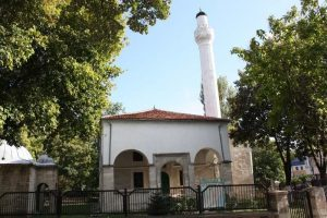 The Mosque Osman Pazvantoglu and The Library, Vidin