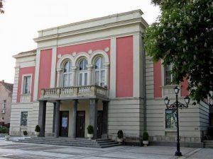 """Драматичен Театър """"Владимир Трендафилов"""", Видин"""
