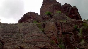 Rock Formations in Yanyovets, Yanyovets