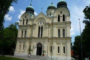 """Catedrala """"Sf. Mucenic Dumitru"""", Vidin"""