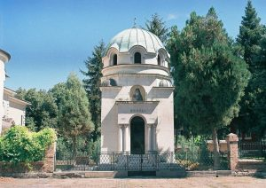 Mausoleum of Antim I, Vidin