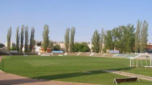 "The Stadium ""Georgi Benkovski"", Vidin"