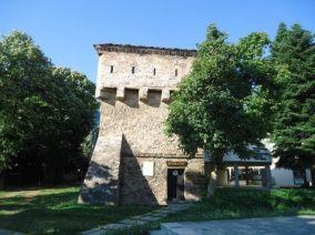 "Turnul ""Kurtpashova"", Vrața"