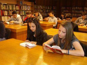 "Biblioteca Regională ""Hristo Botev"", Vrața"