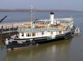 "National Museum Steamship ""Radetzky"", Kozlodui"