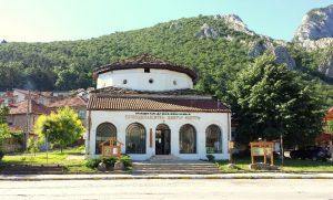 Centru pentru Vizitatori cu Observator Pădure, Vrața