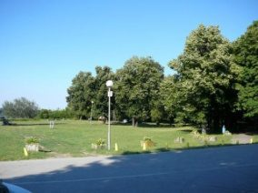 "The ""Botev"" Park from Kozloduy, Kozloduy"