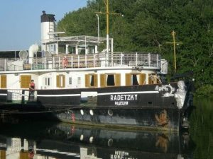 "The Ship ""Radetzky"", Kozloduy"