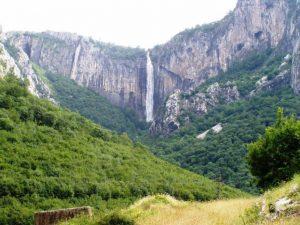 """Водопад """"Скакля"""", Враца"""