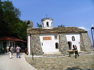 Mănăstirea Ivan Pusti, Vrața