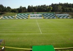 """Stadium """"Lokomotiv"""", Mezdra"""